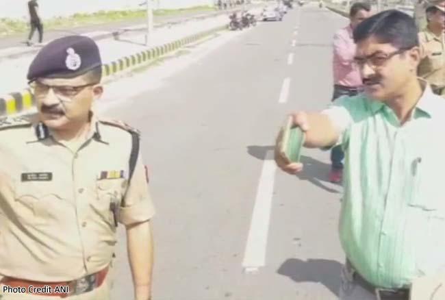 गोमती गोली कांड: विवेक तिवारी को जहां लगी थी गोली, वहां पहुंची एसआईटी, जांच की शुरू