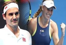 Australian Open 2019: रोजर फेडरर और वोज्नियाकी अगले दौर में, एंडरसन हारे
