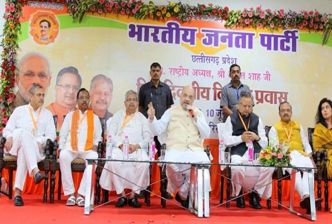 भाजपा में अब प्रदेशाध्यक्ष बदलने की होगी कवायद