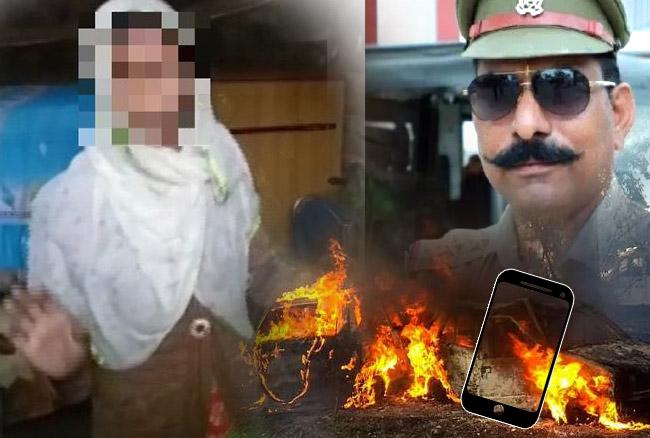 बुलंदशहर हिंसाः आरोपी की पत्नी ने SIT टीम पर लगाए गंभीर आरोप, कहा