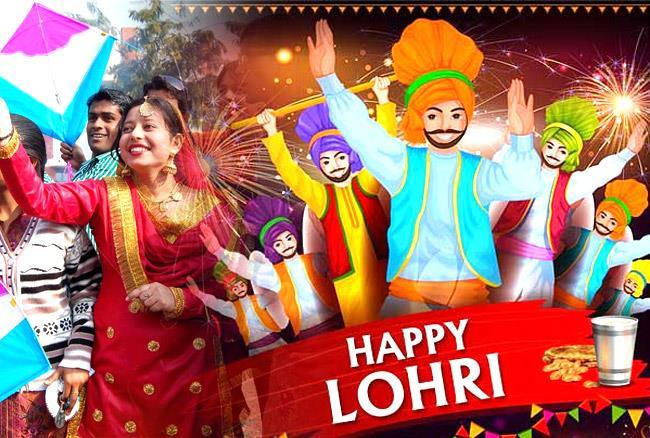 Image result for lohri 2019 haribhoomi