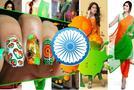 Republic Day 2019 : गणतंत्र दिवस पर तिंरगा स्टाइल ड्रेसेस और नेल आर्ट डिजाइन