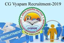 CG Vyapam Recruitment 2019: पटवारी पद के लिए छत्तीसगढ़ व्यापम भर्ती 2019 का नोटिफिकेशन जारी, ऐसे करें ऑनलाइन आवेदन
