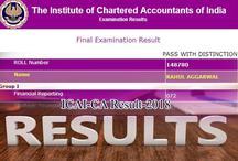 ICAI CA Result 2018: घोषित हुआ सीए फाइनल और फाउंडेशन रिजल्ट, icaiexam.icai.org से करें चेक