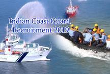 Indian Coast Guard Recruitment 2019: नाविक पद के लिए  इंडियन कोस्ट गार्ड भर्ती 2019 का नोटिफिकेशन जारी