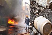 अफगानिस्तान / काबुल में गैस सिलेंडर फटा, 9 लोगों की मौके पर मौत