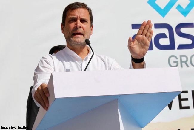 दुबई : राहुल गांधी का पीएम मोदी पर कटाक्ष, कहा- मैं मन की बात करने नहीं आया हूं, आपकी मन की बात सुनने आया हूं
