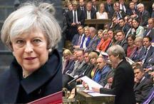 Brexit Bill / ब्रेक्जिट पर मिली हार के बाद संसद में जीतीं पीएम टेरेसा मे, जानें कैसे