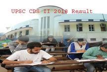 UPSC CDS II 2018 Result: यूपीएससी सीडीएस II 2018 परीक्षा का रिजल्ट घोषित, upsc.gov.in से करें चेक
