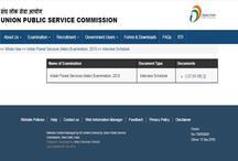UPSC IFS 2018 Interview Schedule: यूपीएससी आईएफएस 2018 इंटरव्यू शेड्यूल जारी, यहां से करें चेक