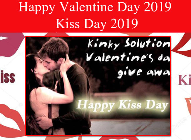 Kiss Day Latest Pics 4