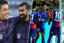 ISL 2018-19 Delhi Dynamos vs Bengaluru FC:  दिल्ली डायनामोज ने रोमांचक मुकाबले में बेंगलुरु FC को 3-2 से हराया