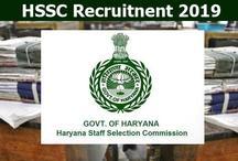 HSSC Recruitment 2019: पटवारी और ग्राम सचिव पद के लिए एचएसएससी भर्ती 2019 का नोटिफिकेशन जारी, जानें पूरी डिटेल्स