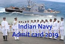 Indian Navy Admit Card 2019: इंडियन नेवी SSR, MR, AA एडमिट कार्ड जारी, joinindiannavy.gov.in से करें डाउनलोड