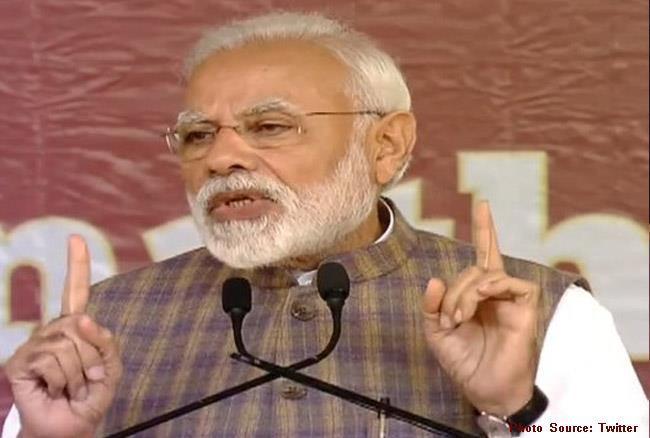 वृंदावन में PM मोदीः 'गौ माता के दूध का कर्ज देश नहीं चुका सकता, हमारी संस्कृति और परम्परा का हिस्सा है गाय'