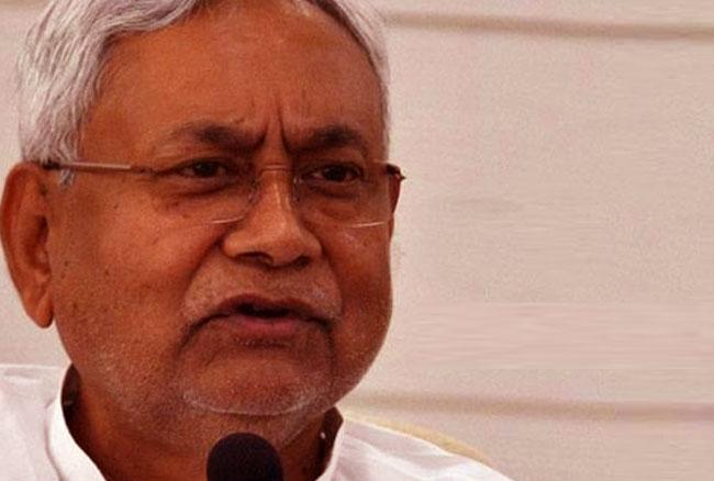 सीएम नीतीश कुमार बोले- हम धारा 370 को हटाने के हैं खिलाफ