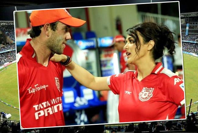 आईपीएल की टीम किंग्स इलेवन पंजाब की सह मालकिन बॉलीवुड अभिनेत्री प्रीति जिंटा हैं।