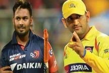 IPL 2019 CSK vs DC: जीत की लय बरकरार रखने उतरेंगे दिल्ली और चेन्नई, धोनी के सामने पंत को रोकने की चुनौती