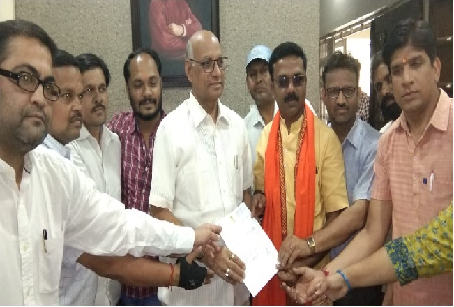 छत्तीसगढ़ समाचार : सांसद रमेश बैस ने सीएम भूपेश बघेल को लिखा पत्र, राज्य में दस प्रतिशत आरक्षण लागू करने की मांग