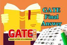 GATE Final Answer Key 2019 : गेट परीक्षा की फाइनल आंसर की हुई जारी, इन आसान स्टेप्स से करें डाउनलोड