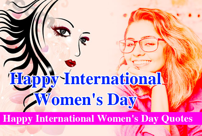 Happy International Women