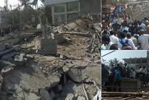 Karnataka Building Collapsed : कर्नाटक में निर्माणाधीन इमारत गिरने से अब तक दो लोगों की मौत, 40-50 लोग फंसे
