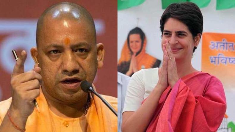 गन्ना किसानों के भुगतान पर प्रियंका गांधी को सीएम योगी ने दिया जवाब