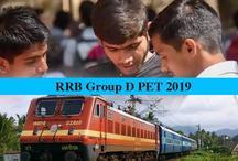 RRB Group D PET 2019 : आरआरबी ग्रुप डी की पीईटी परीक्षा किस दिन होगी आयोजित, जानें