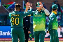 Sri Lanka vs South Africa 4th ODI: दक्षिण अफ्रीका ने श्रीलंका को 189 रन पर समेटा, एंरिच नोर्जे ने झटके 3 विकेट