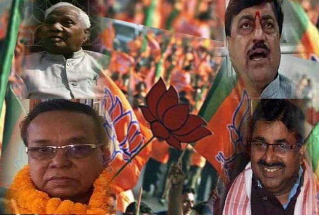 लोकसभा चुनाव 2019 : झारखंड में भाजपा के चार बेटिकट MP बने स्टार प्रचारक, मचा रहे धमाल