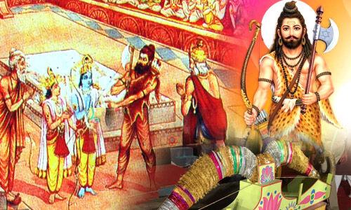 Parshuram Jayanti 2019 : भगवान से पहले जन्में ...