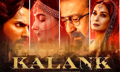Kalank Box Office Collection Day 3: