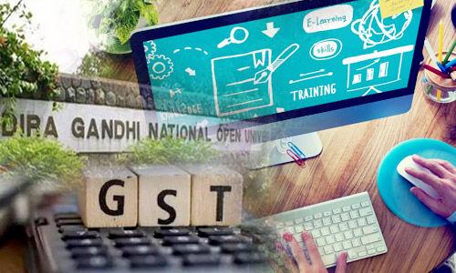 जीएसटी पर जागरूकता कार्यक्रम शुरू करेगा IGNOU
