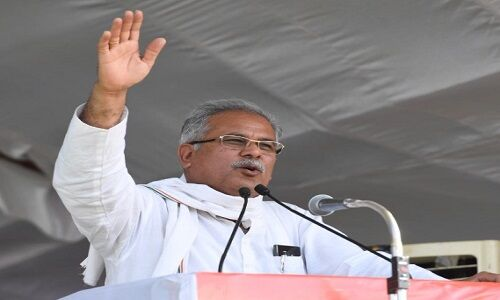 लोकसभा चुनाव 2019 : सीएम बनने के बाद पहली बार वाराणसी जाएंगे भूपेश बघेल, प्रियंका गांधी के साथ करेंगे रोड शो