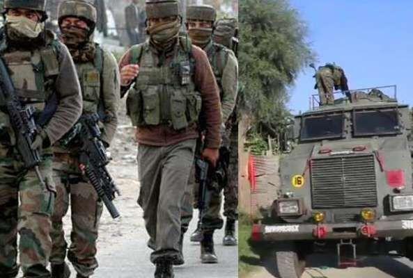 जम्मू कश्मीर: शोपियां में मुठभे के दौरान घायल हुआ जवान शहीद