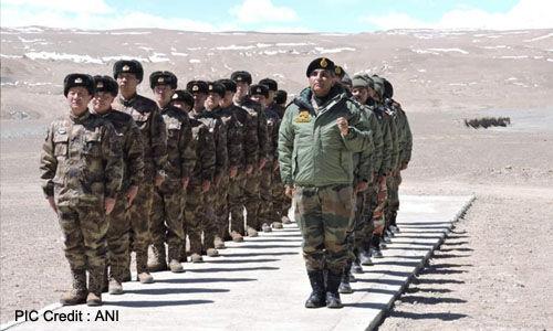 भारतीय व चीनी सेना के बीच हुई बॉर्डर कार्मिक बैठक, दोनों देशों के रिश्तों में हो रही सुधार
