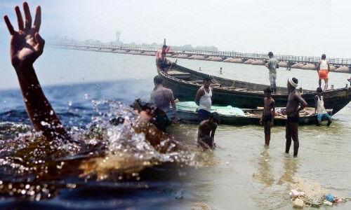 बिहार: गंगा नदी में नहाने के दौरान दो युवकों की मौत, शव को पोस्टमार्टम के लिए भेजा