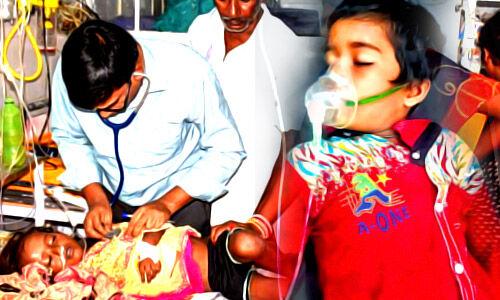 बिहार में चमकी बुखार का कहर जारी, मरने वाले बच्चों की संख्या 50 के पार