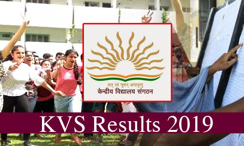 KVS Result 2019: Provisional list released for PRT, TGT, LDC, UDC, Steno, and Assistant posts
