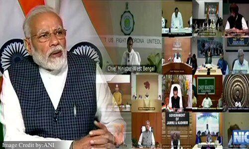 प्रधानमंत्री मोदी ने देश के सभी मुख्यमंत्रियों से की बात, कोरोना वायरस को लेकर किया सचेत