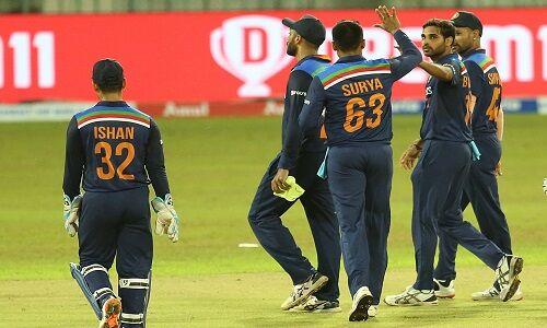 Ind vs SL 1st T20: भारत ने श्रीलंका को किया 38 रनों से परास्त, जीत के हीरो रहे भुवनेश्वर कुमार
